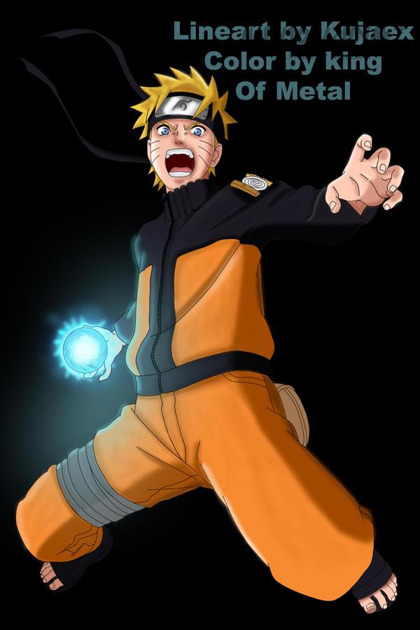 Re: Naruto Shippuden - Rasengan