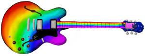 Nyan Cat Guitar