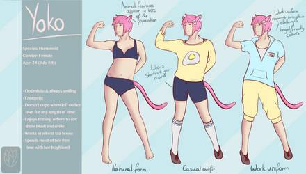 Yoko Character Sheet