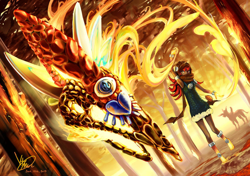 Yu-Gi-Oh! - Main Protagonists Wallpaper V2 by KaitouYahiko on ...