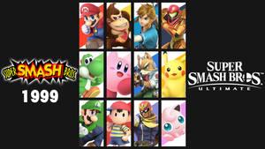 Super Smash Bros. Ultimate - Smash 64 (1999)