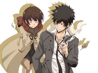 Kogami and Akane PNG-Picture by KyuAkiX3SweetYuna