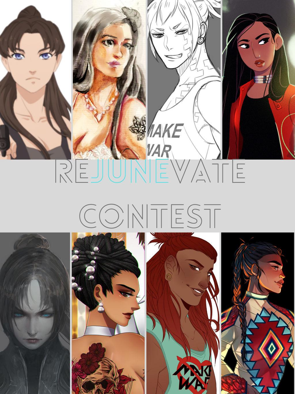 Rejunevate Contest [CLOSED]