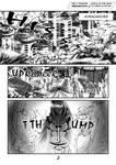[NARUTO: TSUNADE x MEI] Circle in the sand - pg.2