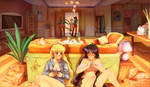 Rei x Mina - Hey guys! You wouldn't believe...[LQ] by CherryInTheSun