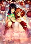 Reina x Kumiko - Merry Christmas everyone!