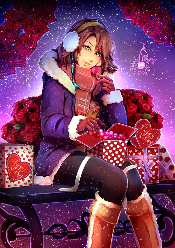 Yuna - Sweet Valentine by CherryInTheSun