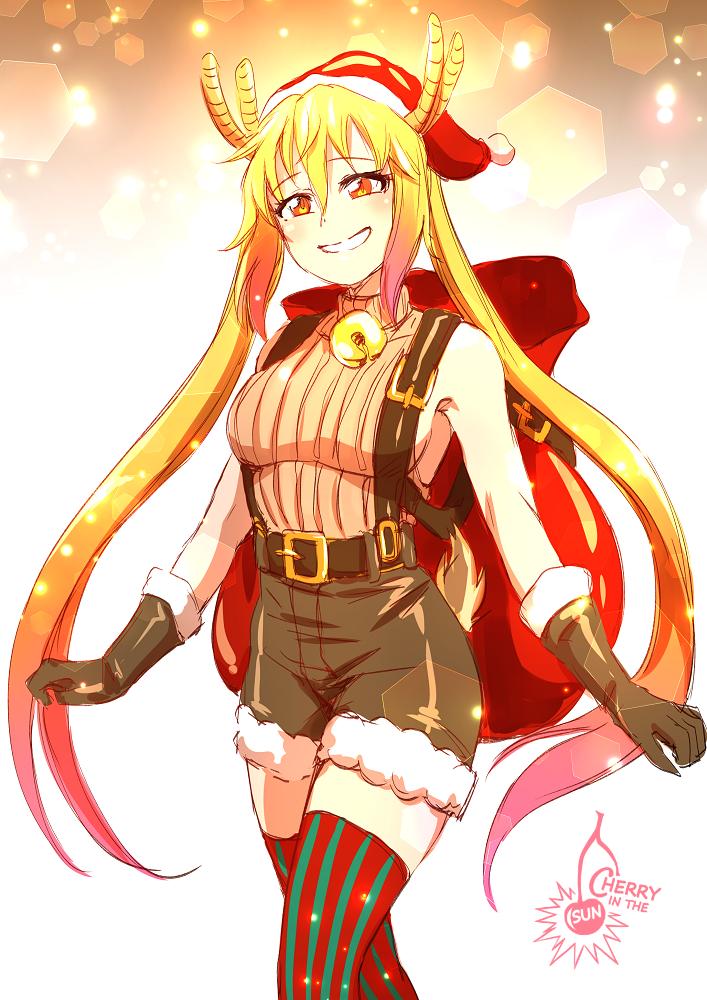 Tohru - Rocking around the Christmas tree