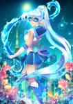 Weiss - Sailor Mercury
