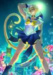 Sun - Sailor Uranus by CherryInTheSun