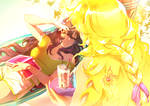 Bumbleby - Summer dreams by CherryInTheSun
