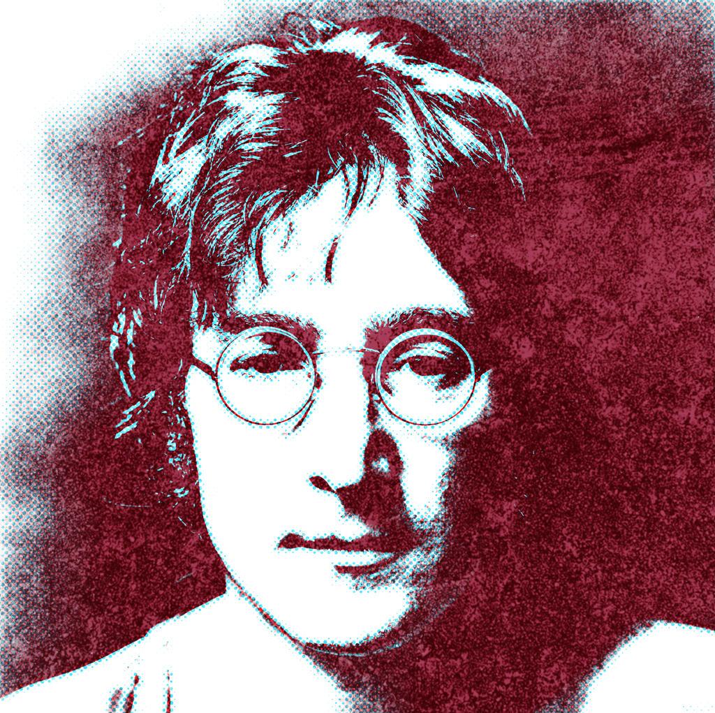 John Lennon Pop Art
