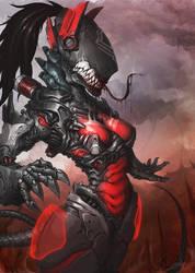 Crimson Sentinel