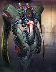 Industrial Enforcer by Kookrite