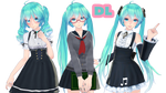 [DL] TDA Miku Cute Pack DL!