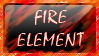 fire element by Smaragdia
