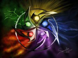 Magic Elements vol2 by Smaragdia