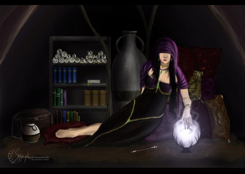 Diablo 2 : Akara by Smaragdia