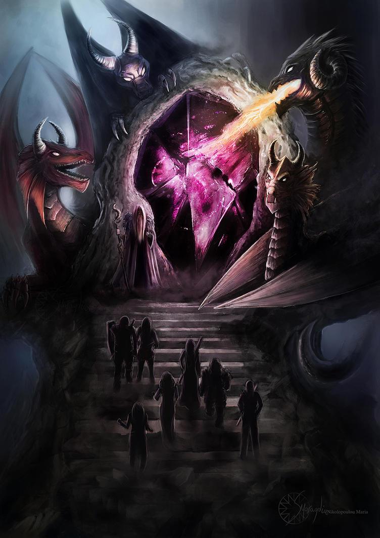 Dragonstone by Smaragdia