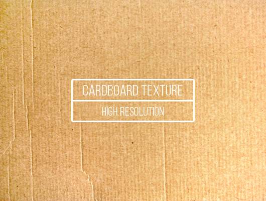 Free High Resolution Cardboard Texture by blugraphic