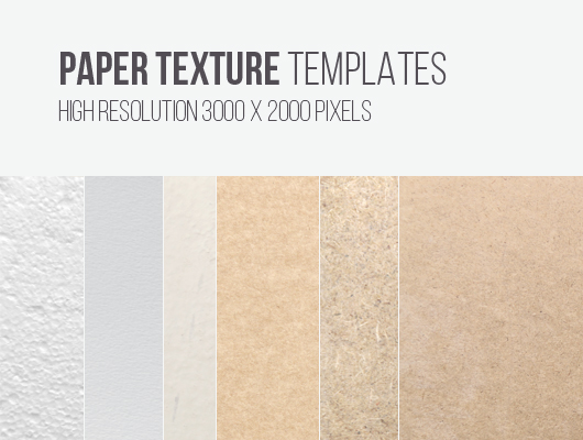 High Resolution Paper Textures by blugraphic