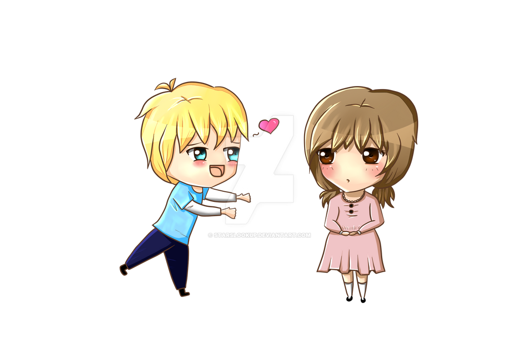 Pewdiepie and Cutiepie by starslookup on DeviantArt
