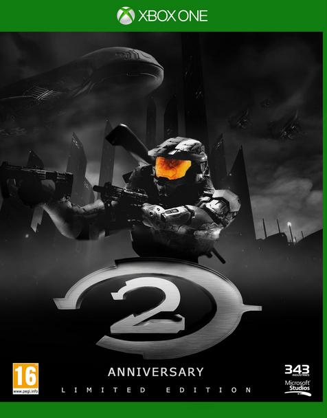 Halo 2 Anniversary Cover by Jahmigo2 on DeviantArt