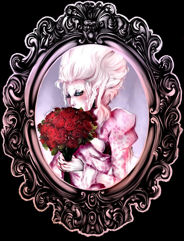 Desdemona Portrait by gaaradesertdreams