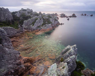 Morning Light at Rocky Cape by slayer-of-moments