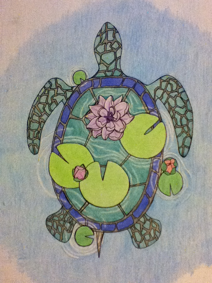 Turtle! by BlueWolfDragon