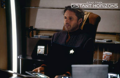 Capt. Robert Ashburn - Star Trek: Distant Horizons