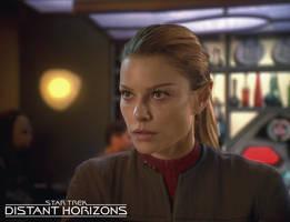 Lt Cmdr. Bethany Lar - Star Trek: Distant Horizons