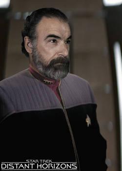 Admiral Corwin - Star Trek: Distant Horizons