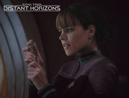 Lt. Arabella Dryfus - Star Trek: Distant Horizons