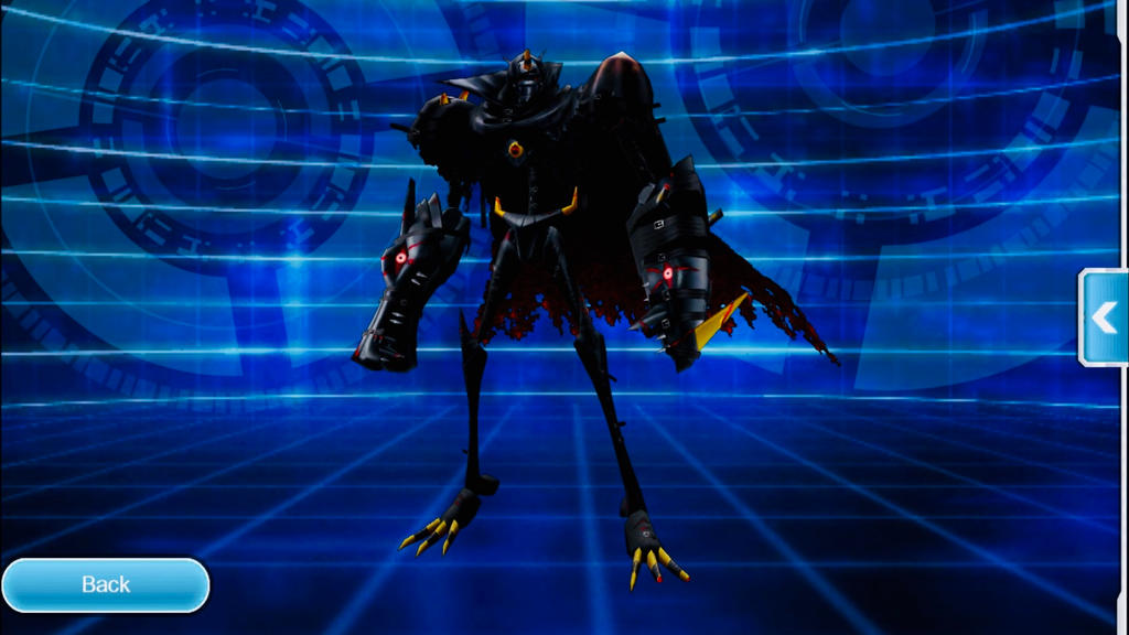 Omegamon X arm proportion? : DigimonLinkz