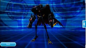 DigimonLinks Omnimon Zwart D