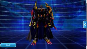 DigimonLinks Omnimon Alter B