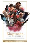 Kingsmann: Team Fortress II