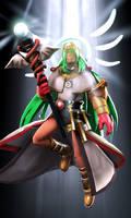 Medic, Goddess of Heals