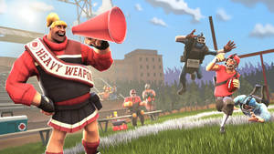 TF2 Workshop: The Cheer Captain!