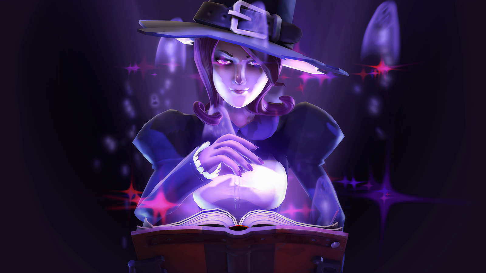 how to get spellbook tf2