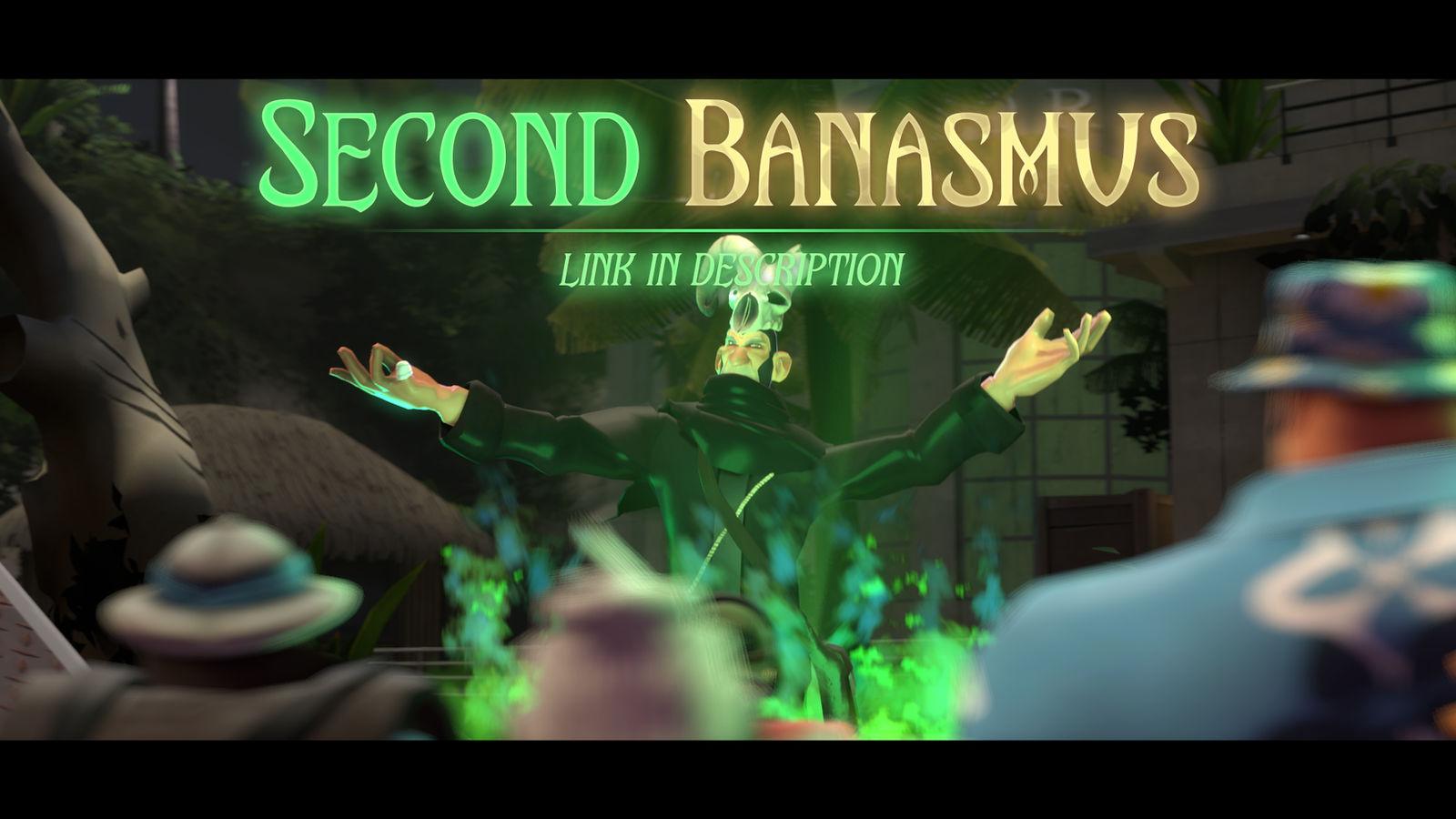 Second Banasmus by uberchain