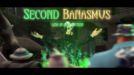 Second Banasmus by uberchain