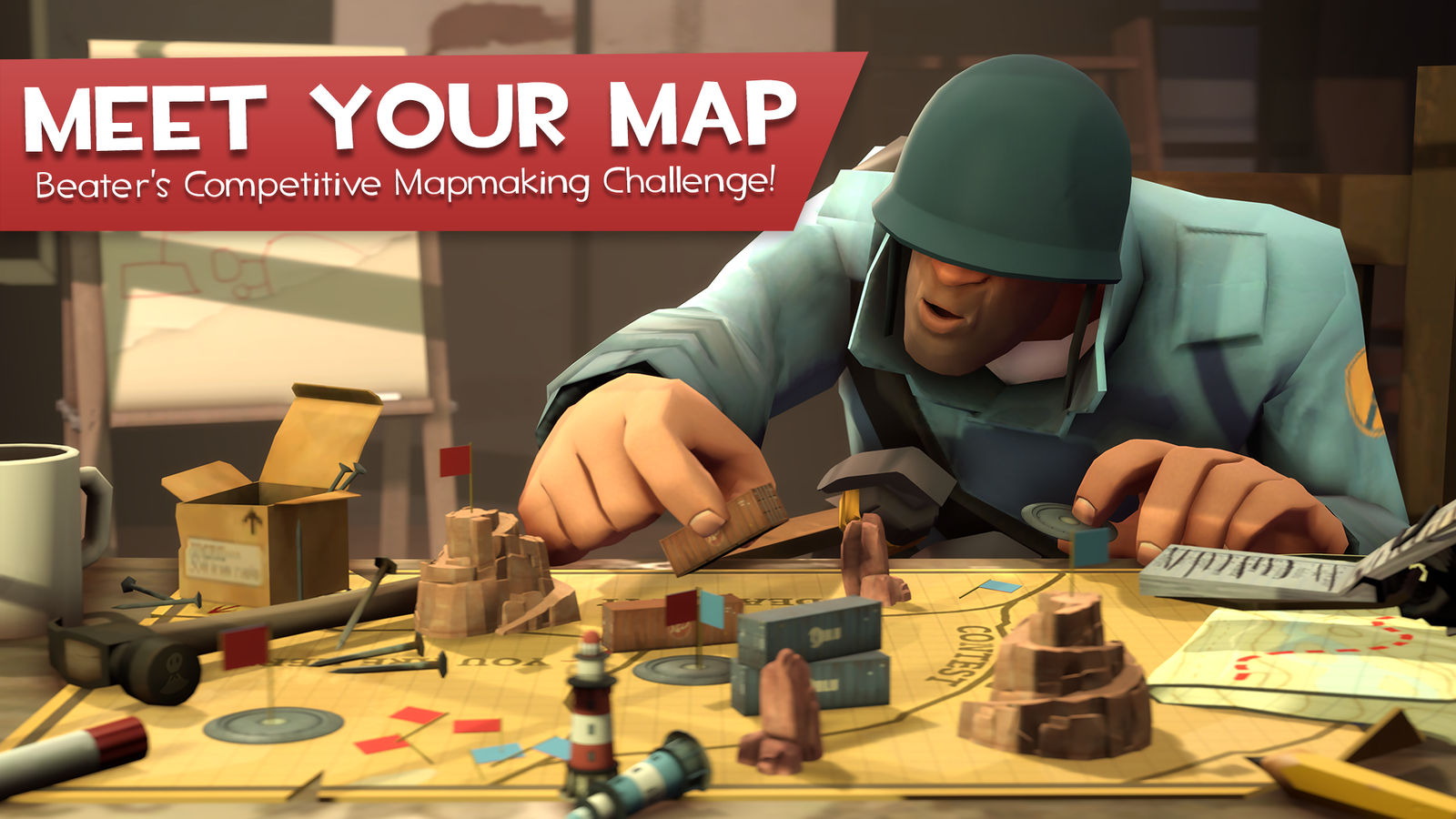 Meet Your Map! by uberchain