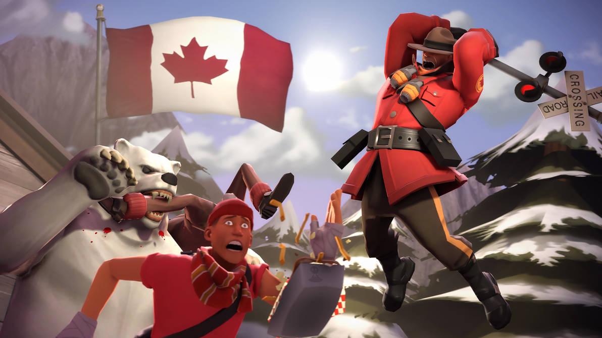 O Canada by uberchain