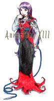 Vampire Mistress by deviantbluebug