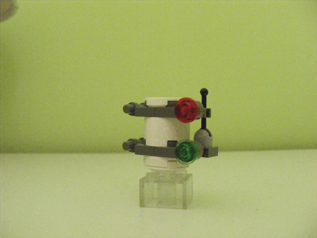 lego star wars minikit moc animated spin by rusty595 on deviantart