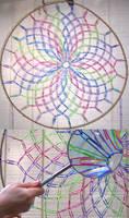 Paperclip Dreamcatcher