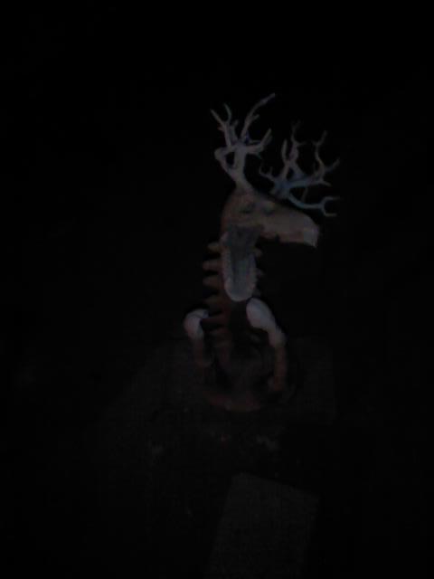 dead deer by JPCopper