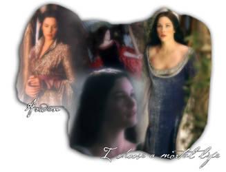 Arwen Undomiel by vampiredalia